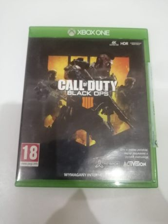 Gra Call of duty Black OPS Xbox One, Series X