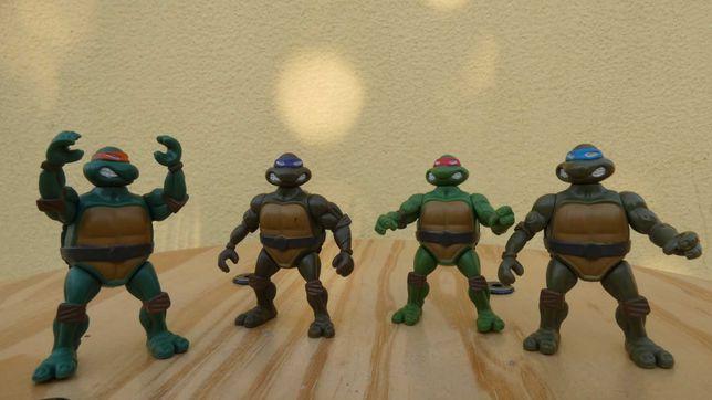 TMNT: Tartarugas Ninja, Miniaturas