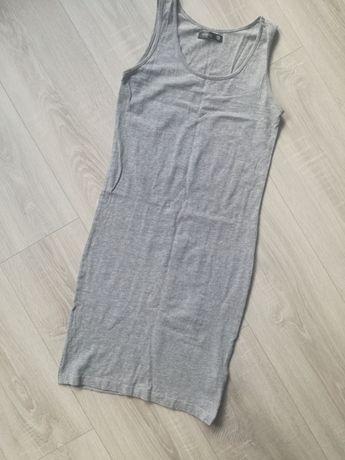 Sukienka basic Sinsay, rozmiar XS