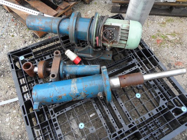 Pompa hydrauliczna + silnik elektryczny 2,2 kw