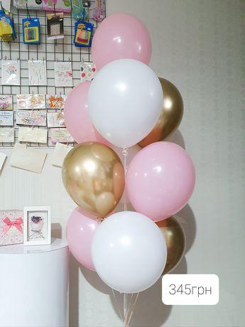 Гелиевые шарики Николаев