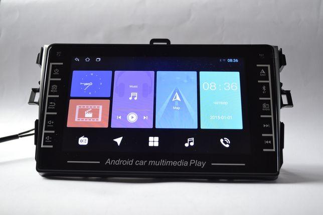 Штатная магнитола Toyota Corolla Android 9.1 тойота королла