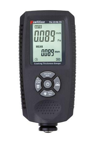 Толщиномер Profiline TG-3240. Самокалибровка. Товщиномір. Хит продаж