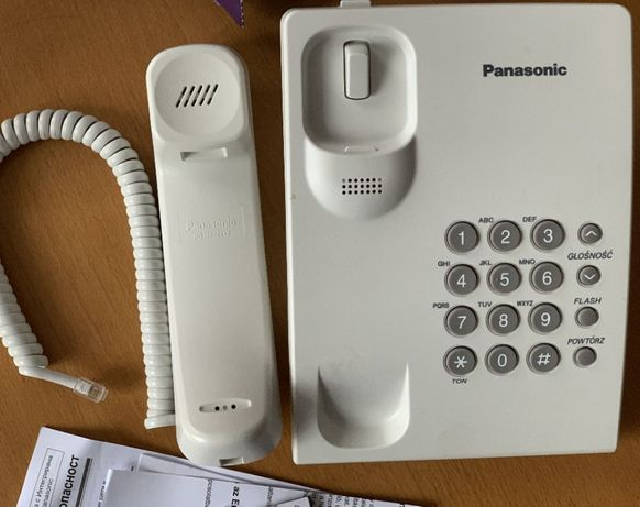 Sprzedam telefon Panasonic KX-TS500PD