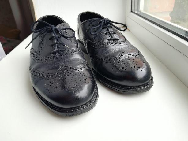 Броги оксфорды туфли Windsor Smith