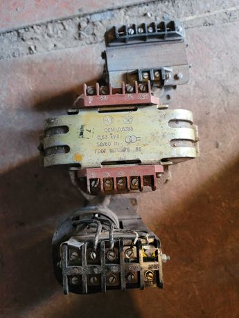 Трансформаторы и микропереключатели