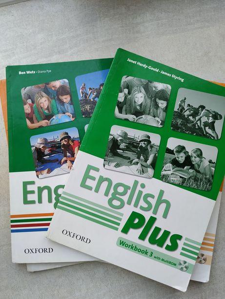 Продам тетради English plus oxford workbook 3
