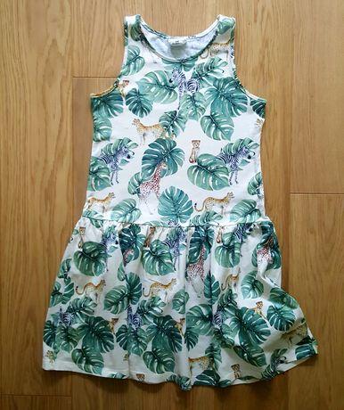 Sukienka H&M 134/140