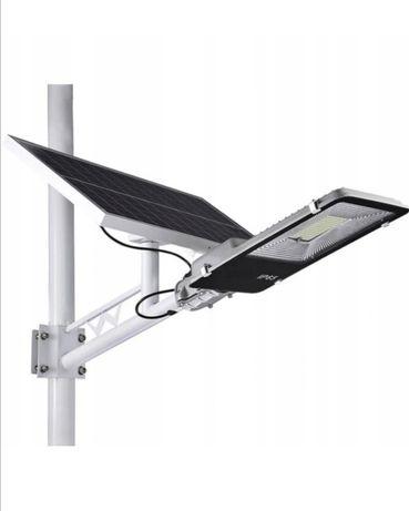 Latarnia uliczna solarna panel uchwyt