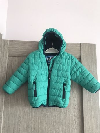 Куртка NEXT в отличном состоянии, 80 см, 9-12 месяца