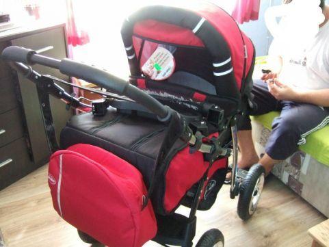 Wózek baby merc 2 w 1 + Parasolka