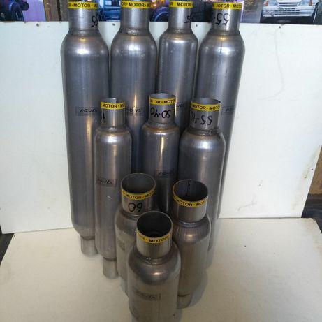 Стронгер пламегаситель (полумягасник),каталізаторні вставки