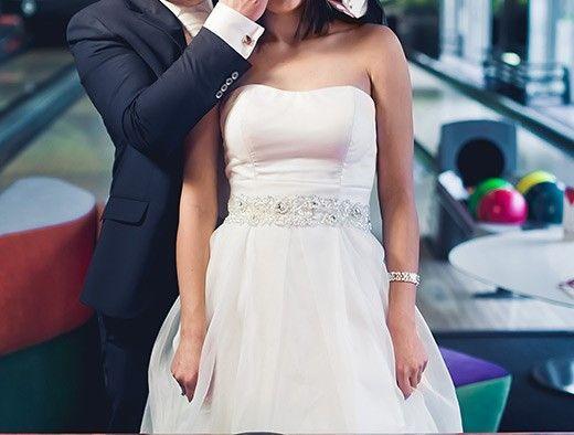 Suknia ślubna HERM'S rozmiar 38