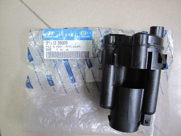 фильтр Хюндай Гетц Hyundai Getz топливный погружной