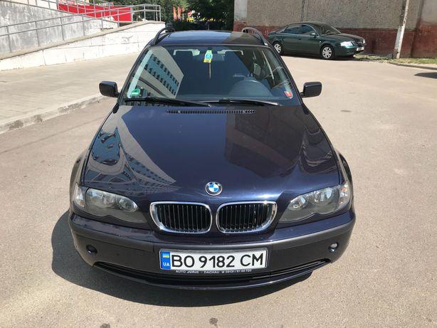 Продам BMW 318 2004г