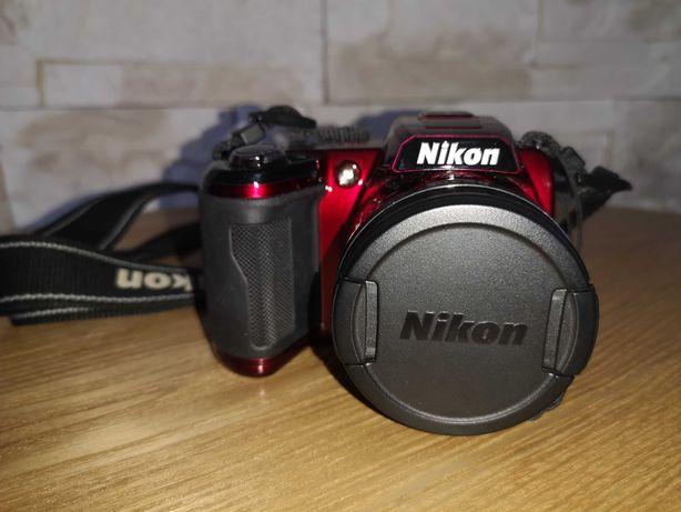 Nikon COOLPIX L110 + Etui + Instrukcja + karta pamięci 2 GB