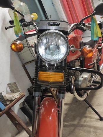 Мотоцикл Восход-3М