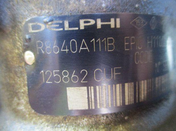 pompa wtryskowa delphi kangoo renault