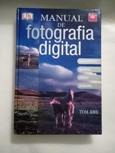 Livro 'Manual de Fotografia Digital'