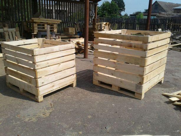 Ящик деревяний (контейнер)