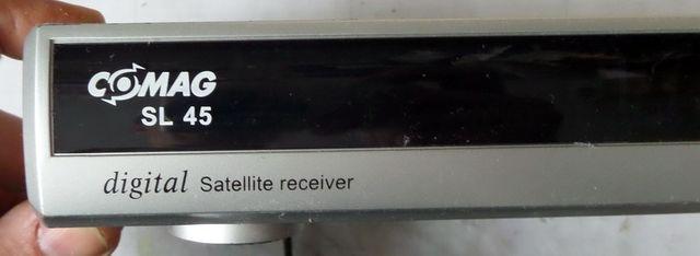 Satelitarny Tuner Cyfrowy Comag SL 45 FTA DVB