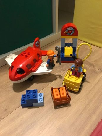Klocki Lego Duplo 10590 Lotnisko