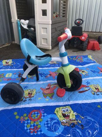 Велосипед трехколесный детский.велосипед трьохколесний дитячий SMOBY
