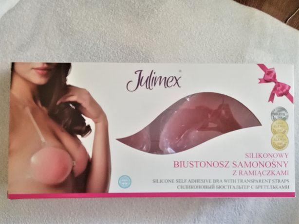 biustonosz silikonowy samonośny Julimex