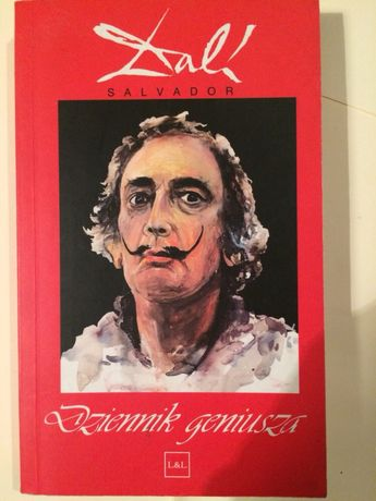 """Dziennik geniusza"" Salvador Dali"