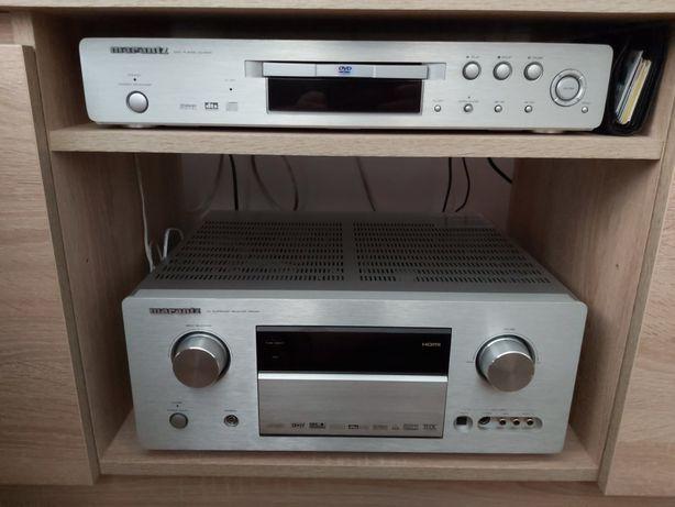 Marantz Sr-7001 Marantz Dv-4500