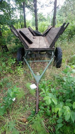 Fura przyczepa do traktora