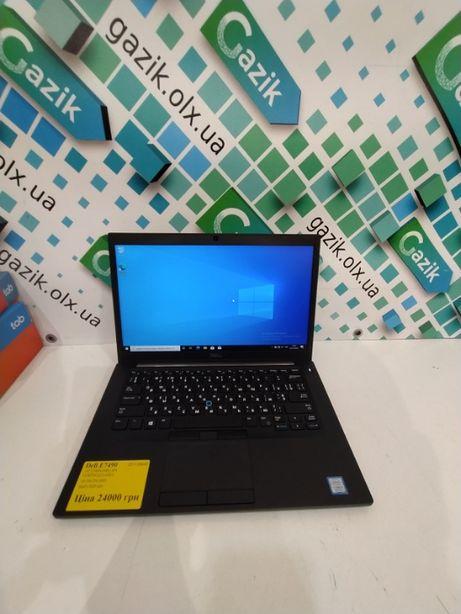 Ноутбук Dell Latitude 7490 |14FullHDIPSI5- i5-8250U|16ГБ SSD256/Ідеал