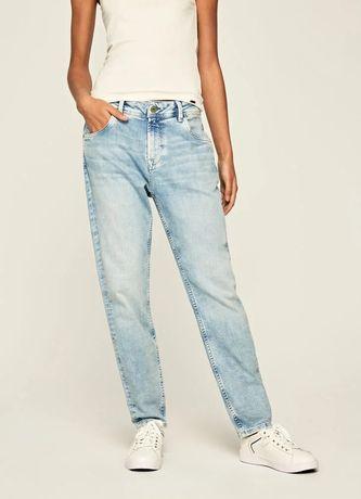 Calças Mom Pepe Jeans