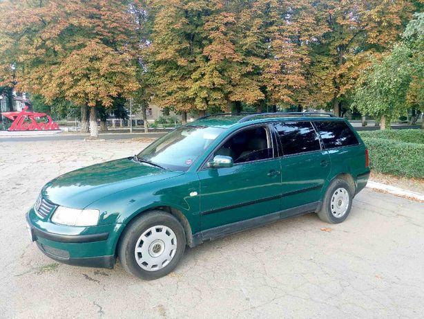 Volkswagen Passat Variant 1.9tdi