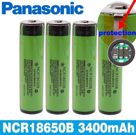 Аккумулятор NCR 18650B 3400mAh 3,7В