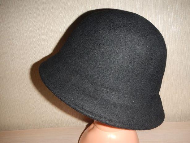 Фетровая шляпа select р.57см