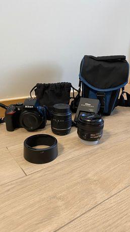 Nikon D5600 Black + 18-55mm AF-P VR