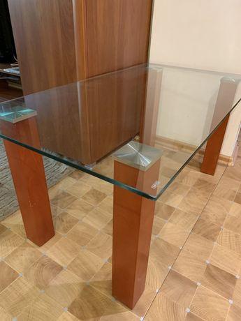 Продам журнальный столик. Стол стеклянный для гостиной