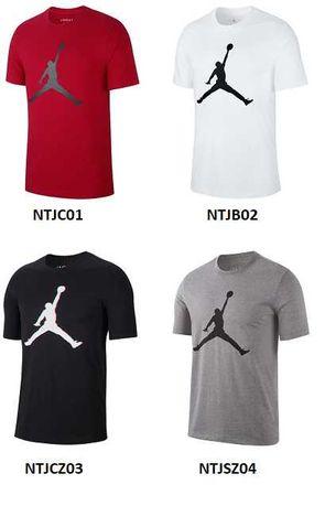 Koszulka NIKE JORDAN T-shirt Męska r.S/M/L/XL na Prezent Okazja