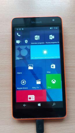 Microsoft lumia 535 pomaranczowa bez simlocka