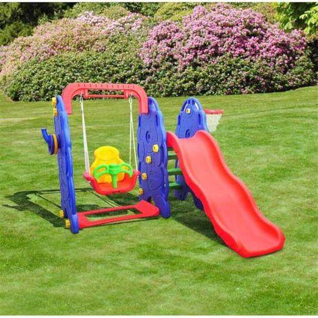Parque infantil 4 em 1