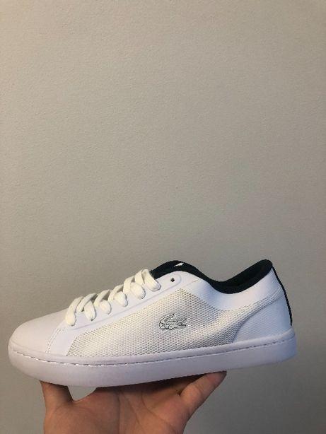 Buty Lacoste białe r. 41 %%% wyprzedaż %%%