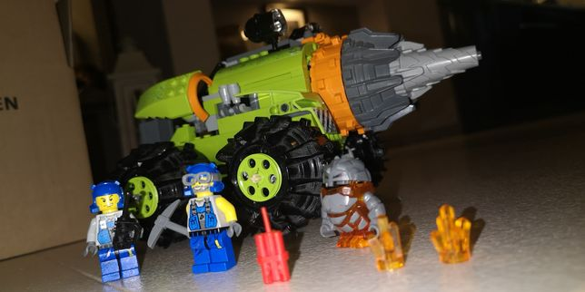 Lego 8960 power miners