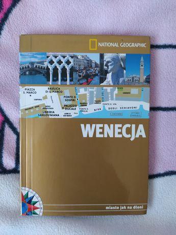 """Przewodnik """"Wenecja"""" National Geographic"""