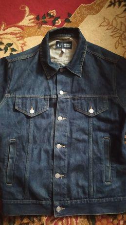 Джинсовка від Armani Jeans