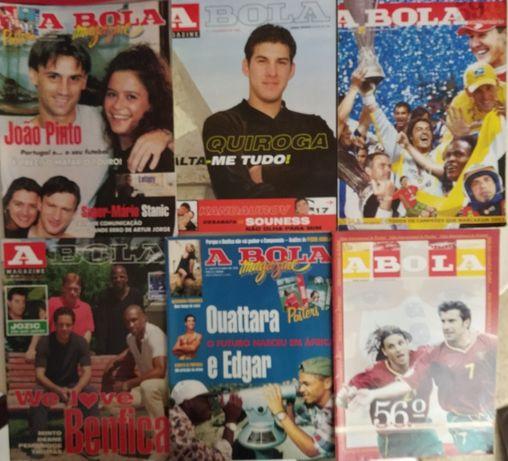 Revistas nacionais de futebol