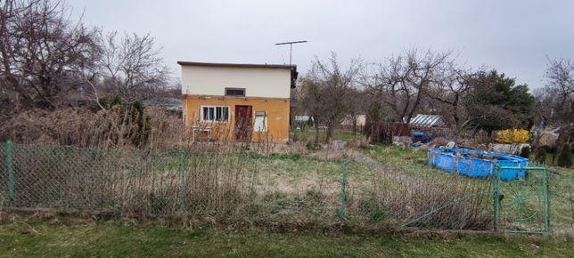 Działka rekreacyjna z domkiem ROD Częstochowa Tysiąclecie
