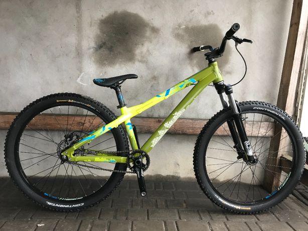 велосипед BERGAMONT Kiez DIRT Гидравлика ДЕРТ как НОВЫЙ!!!