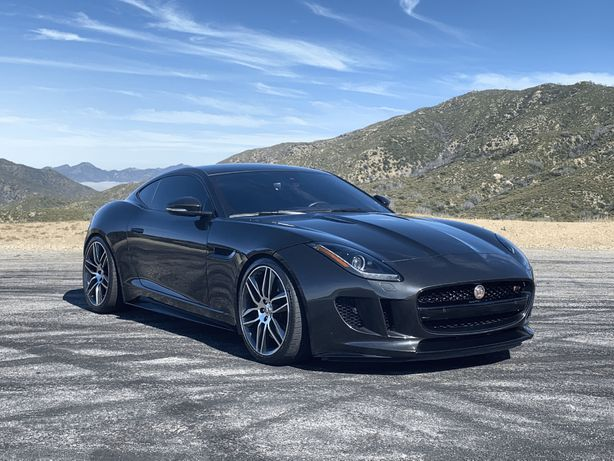 Jaguar F-Type 2015