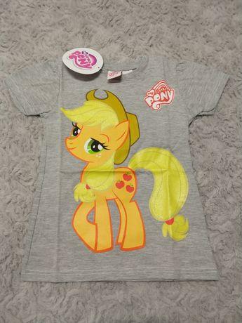 Bluzka T-shirt My Little Pony 92/98 116/122